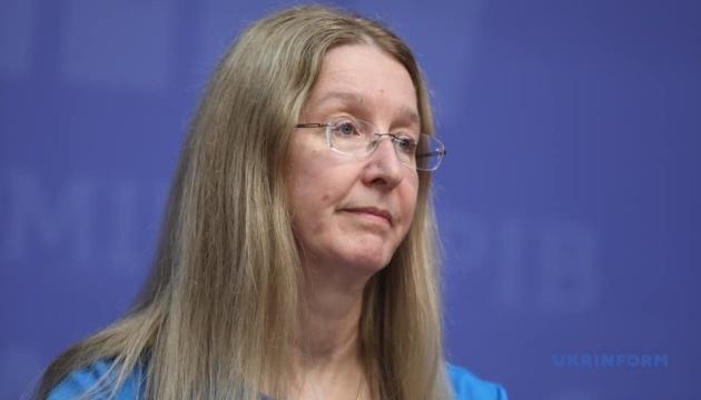 В Украине остается низким уровень охвата прививками - Супрун