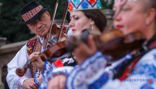 Украина отмечает День Независимости (фото, видео)