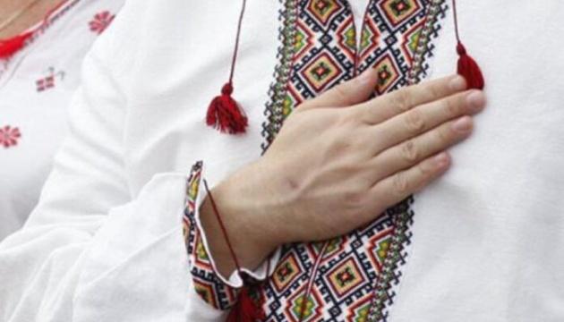 """Украина """"ще не вмерла"""" и не умрет, пока будет петь"""