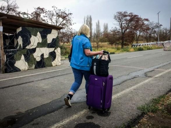 На материковой Украине на учете находится более 40 тысяч переселенцев из Крыма — министерство