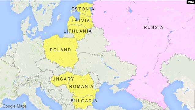 Страны Балтии объединились из-за роста шпионской активности со стороны России