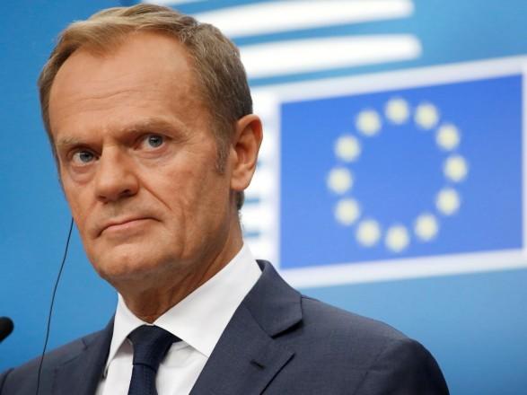 Туск заявил, что будет выступать за приглашение Украины на следующий саммит G7