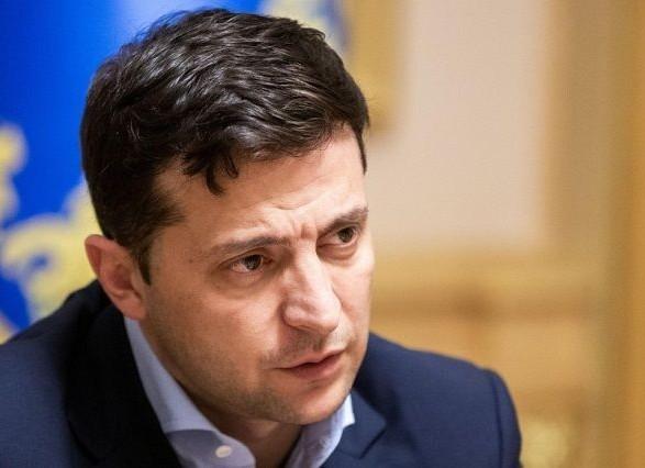 Зеленский поручил уволить руководителя полиции Житомирской области из-за янтарных схем