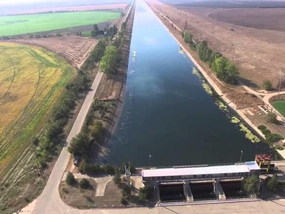 В Украине назвали условие возобновления подачи воды в Крым