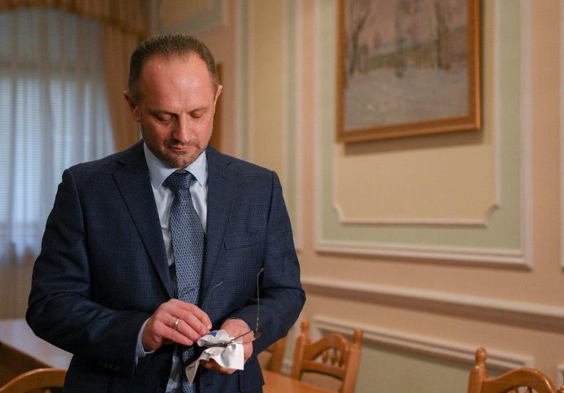 Валерий Гребенюк