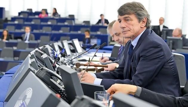 Президент Европарламента приглашает Сенцова в Брюссель