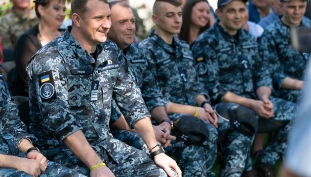 ГБР допрашивает освобожденных из российского плена моряков — Полозов