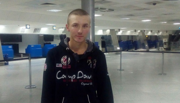 Освобожденный из плена Артур Панов рассказал о единственном аргументе российского суда