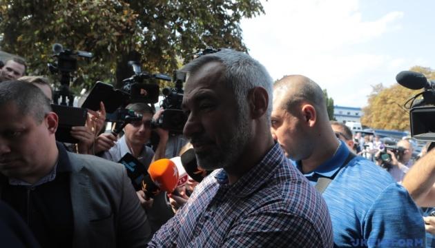 """Рябошапка просит """"не строить цепочки"""" относительно событий вокруг Гонтаревой"""
