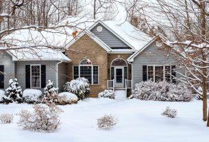 Как подготовить дом и квартиру к зиме