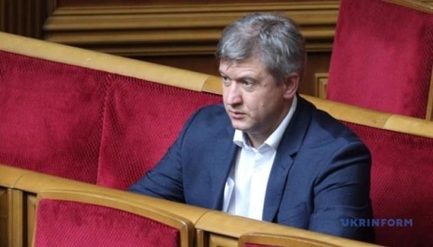 """НАПК нашло в декларации Данилюка миллионные """"неточности"""""""
