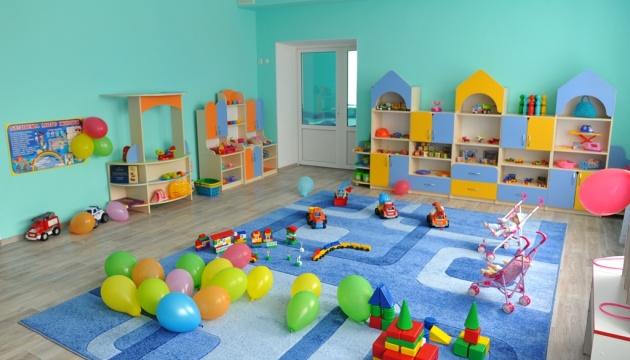 В Украине 34 тысячам малышей не хватает мест в детсадах