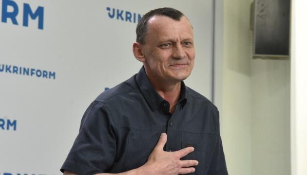 Карпюк напомнил, что в неволе остаюся еще многие граждане Украины