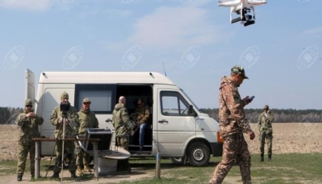 Полиция начинает подготовку операторов БПЛА