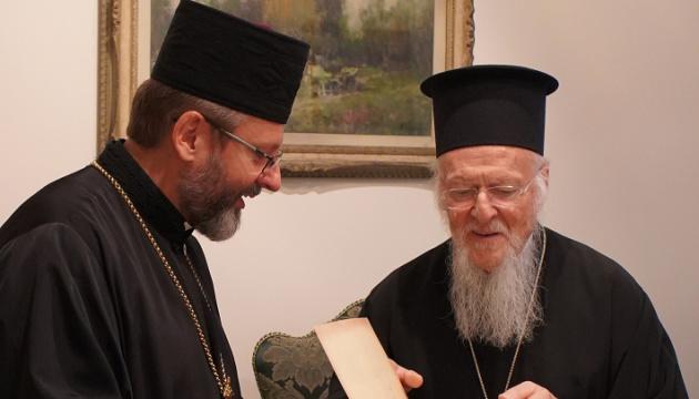 Глава УГКЦ предлагает создать совместную комиссию ПЦУ и Восточных католических церквей