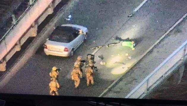 Террориста с моста Метро в июле уволили со службы в ССО