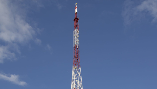 Украина будет транслировать в направлении Донецка 20 радиостанций и 16 телеканалов