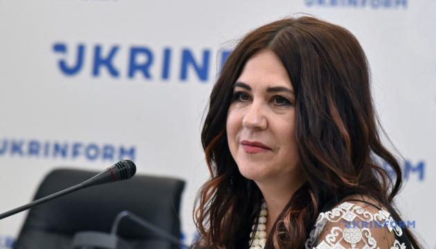 """Проект """"Украинский Восток"""" провел более сотни акций на границе с войной — Анжелика Рудницкая"""