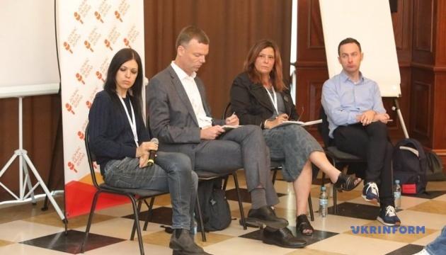 Донбасс медиафорум: вызовы для свободы слова и работа журналистов в условиях войны