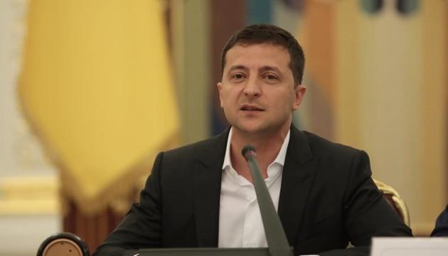 Зеленский считает преждевременной легализацию оборота оружия