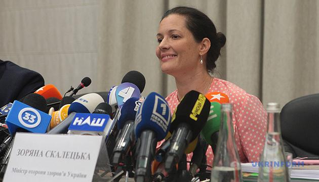 Скалецкая ответит на вопросы о первом месяце работы в Минздраве