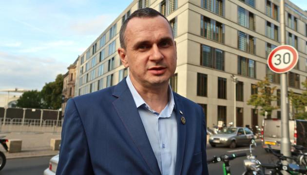 Сенцов сравнил Украину с квартирой, в которой идет затяжной евроремонт