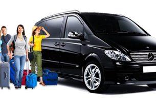 услуги микроавтобуса-такси
