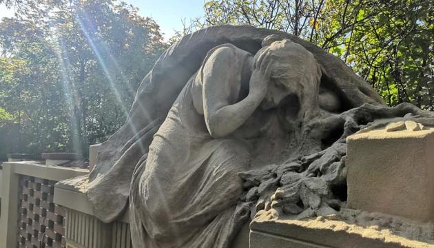 В Брно открыли обновленный памятник украинским воинам времен Первой мировой