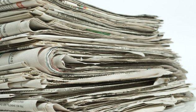 Доверие украинцев к СМИ за год снизилась на 11%