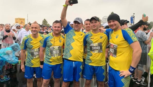 В США стартовал Марафон морской пехоты при участии украинских воинов