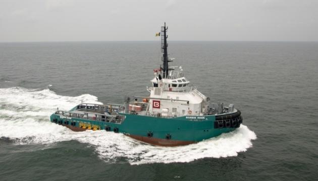 Зеленский просит Макрона продолжить поиски шестерых моряков Bourbon