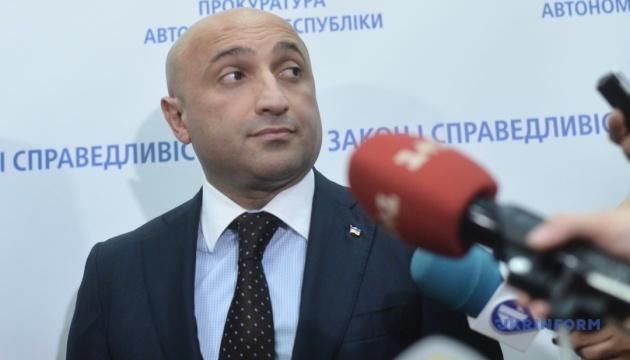 Рябошапка назначил Мамедова своим заместителем