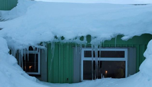 Свечи памяти украинцев — жертв голодоморов засветились в Антарктиде