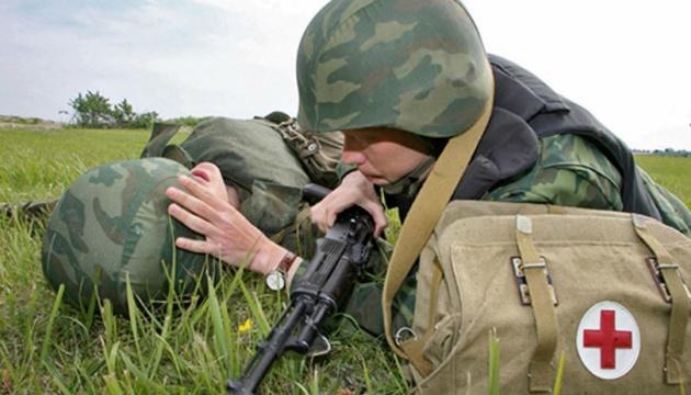 Военным медикам хотят предоставить статус участника боевых действий