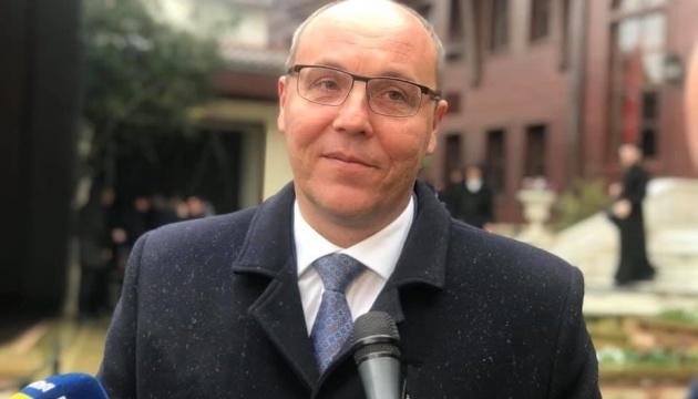 Суд допрашивает Парубия как свидетеля в деле расстрела Майдана