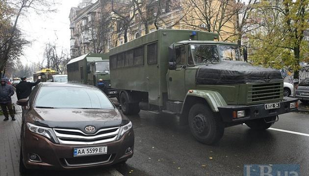 Сторонники Филарета штурмовали суд в Киеве, пятеро  - в полиции