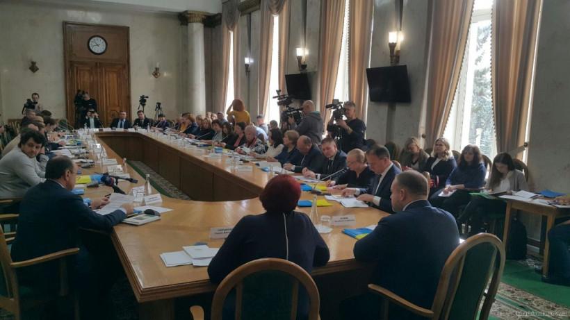 В Раде - девять законопроектов по прожиточному минимуму