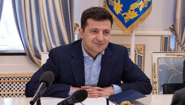 Зеленский наградил работников культуры и мастеров народного искусства