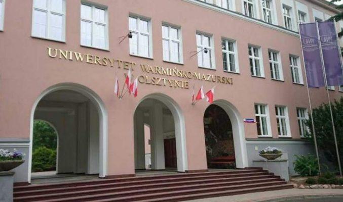 Варминско-Мазурский университет