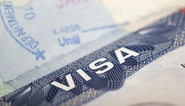 США отказывают в визе каждому второму украинцу