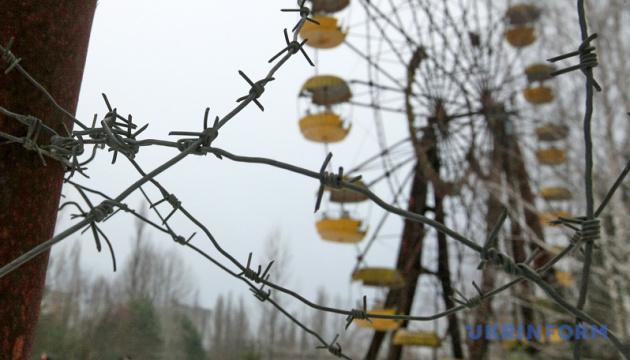 В Украине сегодня чествуют ликвидаторов последствий аварии на ЧАЭС