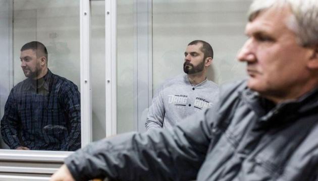 Расстрел Майдана: адвокат говорит, что экс-беркутовца Маринченко отпустили под домашний арест
