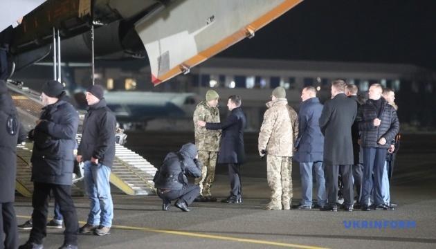 В командовании ССО подтвердили освобождение четырех спецназовцев