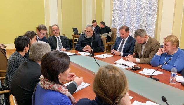 Пропавшие без вести и пленные: на Банковой провели совещание с представителями Красного Креста