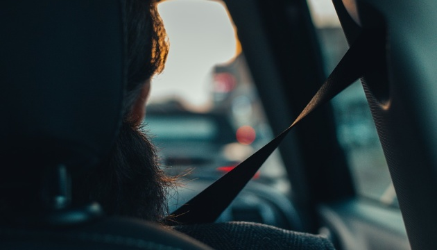 В Украине более 75% водителей не пользуются ремнями безопасности