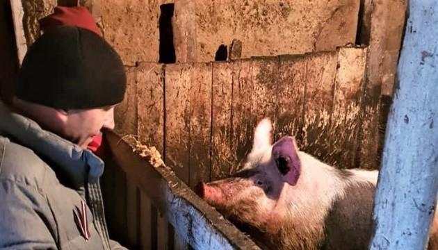 Балуху в Латвии показали фермерские хозяйства