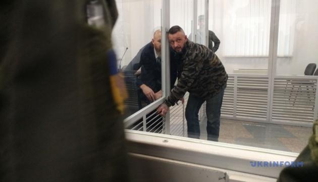 Суд рассматривает апелляцию подозреваемого в деле Шеремета