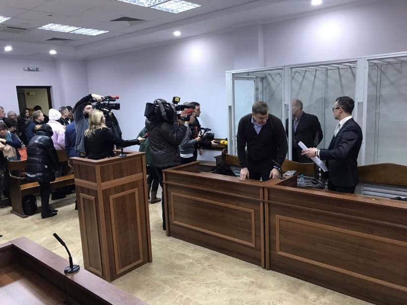 Убийцу ветерана АТО Олейника приговорили к 13 годам тюрьмы