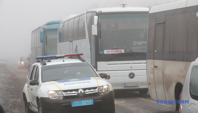 На обмен из Харькова попали 10 подзащитных одной и той же адвокатской конторы