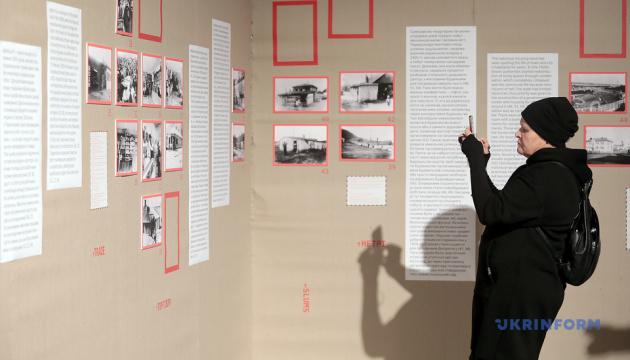 Бородянский открыл выставку истории возвращения украинских культурных ценностей